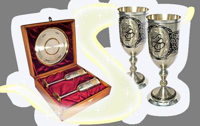 Подарки на серебряную свадьбу оригинальное и недорогое